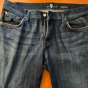 7 for all mankind Austyn jean men's